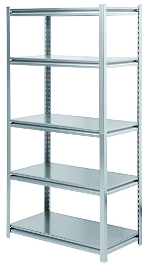 stainless steel shelving unit 3
