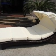 "Outdoor Patio Sleeper ""Double"""